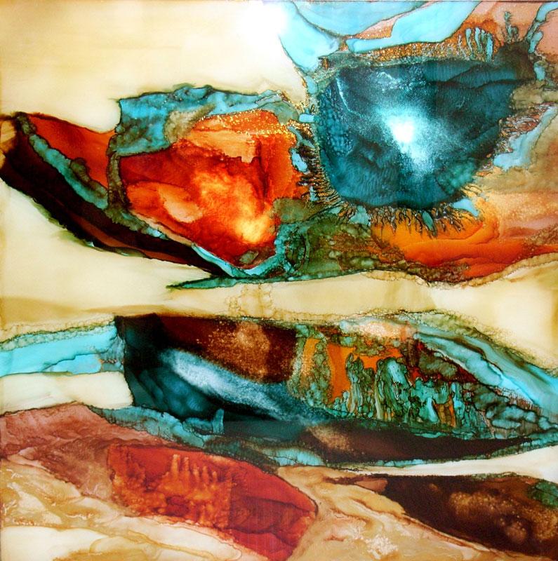 Galerie BE Espace • Sylvie MONTAGNON : Odyssée Promise